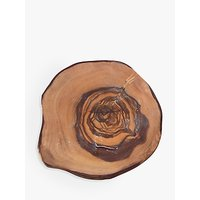 ICTC Olive Wood Coaster