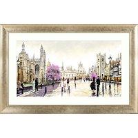 Richard Macneil - Cambridge Spires Framed Print, 112 x 72cm