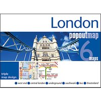 Allsorted London 6 Pop Out Maps