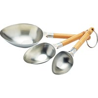 Paul Hollywood Stainless Steel Measuring Cups, Set of 3