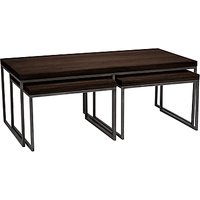 John Lewis Calia Coffee Table with Nest of 2 Tables