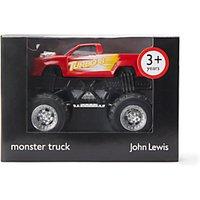 John Lewis Turbo 8 Monster Truck
