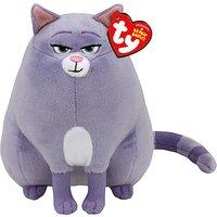Ty Beanie The Secret Life of Pets Chloe Soft Toy, 14cm