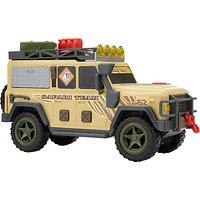 John Lewis Safari Truck Toy