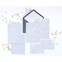 Abigail Warner Confetti Personalised Day Invitations