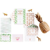 Abigail Warner Tropical Personalised Evening Invitations