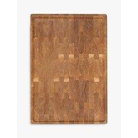 Croft Collection Oak End Grain Chopping Board