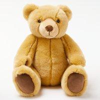 John Lewis Traditional Teddy Bear Soft Toy