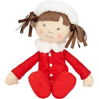John Lewis Winter Rag Doll