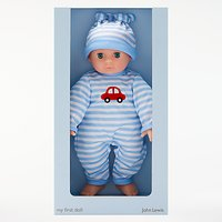 John Lewis My First Baby Boy Doll