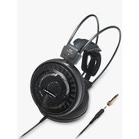 Audio-Technica ATH-AD700X Audiophile Open-Air Over-Ear Headphones, Black