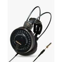 Audio-Technica ATH-AD500X Audiophile Open-Air Over-Ear Headphones, Black