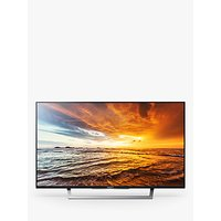 Sony Bravia 32WD756BU LED HD 1080p Smart TV, 32 with Freeview HD & Cable Management System