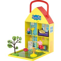 Peppa Pig House and Garden Set