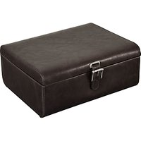 jacob jones 8piece watch box, cambridge grey