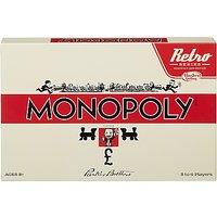 Retro Edition Monopoly Game