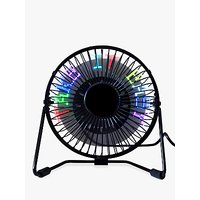 RED5 Own Message Desk Fan