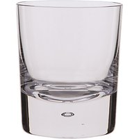 Dartington Crystal Exmoor Double Old Fashioned Tumbler, Set of 2, Clear, 300ml