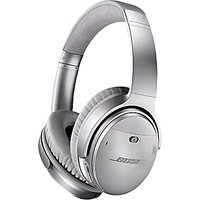 Bose QuietComfort Noise Cancelling QC35 Over-Ear Wireless Bluetooth NFC Headphones With Mic/Remote