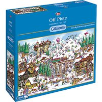 Gibsons Off Piste 1000 Piece Jigsaw Puzzle