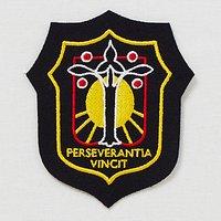 Berkhampstead School Blazer Badge, Multi