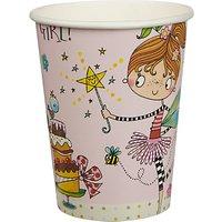 Rachel Ellen Fairy Cups, Pack of 8