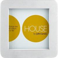 House by John Lewis Photo Frame, 4 x 4 (10 x 10cm)