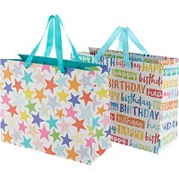 Deva Designs Birthday Gift Bag