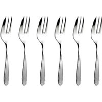 Sophie Conran for Arthur Price Dune Pastry Forks, Set of 6