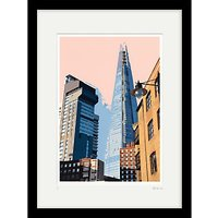 Cath Harries - Limited Edition The Shard Framed Print, 44 x 58cm