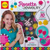 ALEX Rosette Make Your Own Jewellery Kit