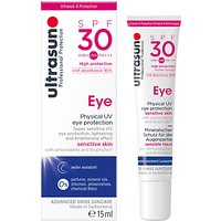 Ultrasun SPF30 Sensitive Eye Cream, 15ml