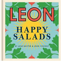 LEON Happy Salads Recipe Book
