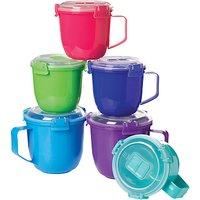 Sistema Soup Mug To Go, 565ml, Assorted