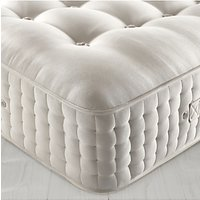 John Lewis The Ultimate Collection Goat Angora Pocket Spring Mattress, Medium, Emperor