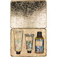 Heathcote & Ivory Morris & Co Golden Lily Body Care Set