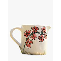 Gallery Thea Flower Milk Jug
