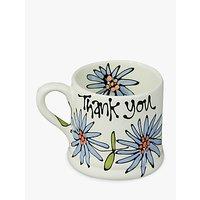 Gallery Thea Personalised Dahlia Mug, Medium