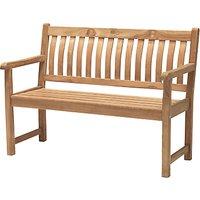 KETTLER RHS Wisley 4ft Garden Bench, FSC-certified (Teak)