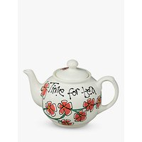 Gallery Thea Flower 4 Cup Teapot