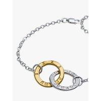 Chambers & Beau Personalised Linked Halo Bracelet