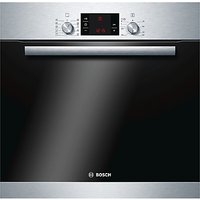 Bosch HBA73R150B Integrated Single Oven, Stainless Steel
