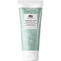 Origins Shower Off Exfoliating Body Wash, 200ml
