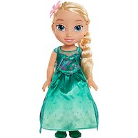 Disney Princess Frozen Elsa Toddler Doll