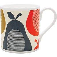 Orla Kiely Pear Stripe Mug