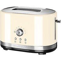 KitchenAid Manual Control 2-Slice Toaster