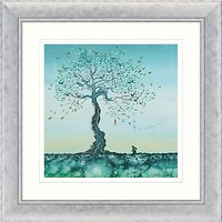 Catherine Stephenson - Hope Embellished Framed Print, 71 x 71cm