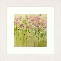 Sue Fenlon - Clover Patch Framed Print, 37 x 37cm