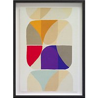 Inaluxe - From Copenhagen With Love Framed Print, 59 x 45cm