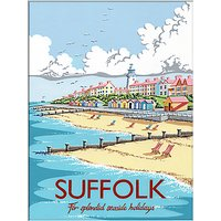Kelly Hall - Suffolk Unframed Print with Mount, 30 x 40cm